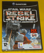 STAR WARS REBEL STRIKE ROGUE SQUADRON III GameCube Versione Italiana »»»» NUOVO