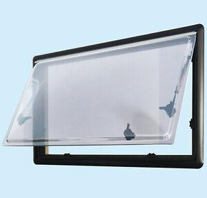 Shield Autocare© 500x350mm Campervan Horsebox Conversion Cassette Window