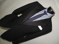 Giorgio Armani men's 1 Button PEAK lapels formal tuxedo jacket 42 R