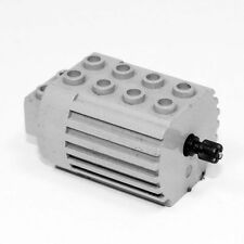 LEGO Technic 4.5 V volt motore GRAY GREY GRIGIO 6216m2 8700 8050 8054 8055 e35