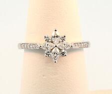 Tiffany & Co. Victoria Diamond Ring Sz 6 Retail $5,117*
