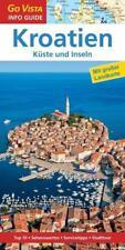 GO VISTA: Reiseführer Kroatien von Lore Marr-Bieger (2017, Kunststoffeinband)