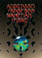 ANDERSON, BRUFORD, WAKEMAN, HOWE 1989 / 1990 WORLD TOUR PROGRAM BOOK / EX 2 NMT