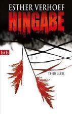 Hingabe von Esther Verhoef (2011, Klappenbroschur)