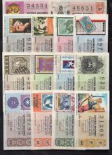 España Loteria Nacional Ilustraciones Filatelicas año 1975 (CC-287)