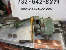 Pexto 0585 Roll Roper Whitney 0585 Forming Roll Beadercrimper Peck Stow Wilcox