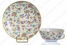 Déjeuner fleuri par Dartigeas. Flowered breakfast cup by Dartigeas
