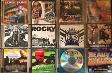 💯12 Ghetto Rare RAP MIXTAPES💯 50 Cent Mos Def Ice Cube Kanye Master P++