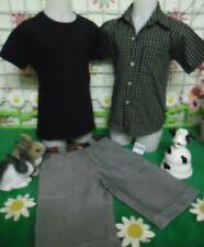 lot vêtements occasion garçon 6 ans,chemisette GAP,tee-shirt,bermuda
