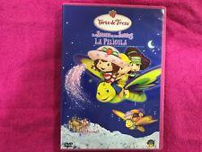 TARTA DE FRESA DVD LA PELICULA  STRAWBERRY SHORTCAKE EL JARDIN DE LOS SUEÑOS