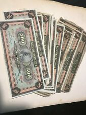 GREECE 500 DRACHMAI 1932 (50 PIECES) see Pictures START 0.99