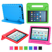 Moko Kids Shock Proof EVA Protective Stand Cover Case for Fire HD 8 2017 / 2016