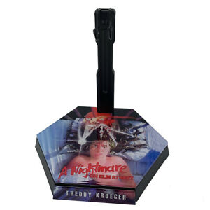1/6 Scale Action Figure Stand Box A Nightmare on Elm Street Freddy Krueger