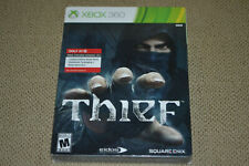Thief (Xbox 360, 2014) LE Bank Heist Steelbook Brand New Fast Shipping