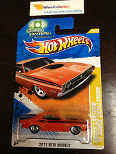 '71 Dodge Challenger #12 * Green Lantern * 2011 Hot Wheels * A13