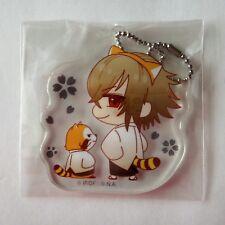 Hakuoki Hakuouki Shinkai × Rascal Chibi Chain Strap Kazama Chikage New