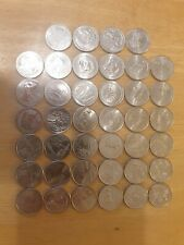 More details for job lot of 40 uncirculated state & national park quarters - holiday money - # 4