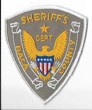 Baca County Sheriff's Department, Colorado Shoulder Patch