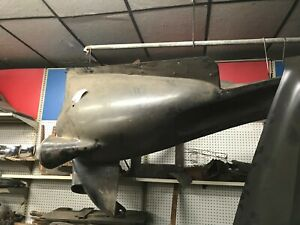 Pierce Arrow Model 80 Left Front Fender