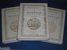 Philippus Argelatus DE MONETIS ITALIAE (3 Volumi) Ed Numerata Numismatica Coins