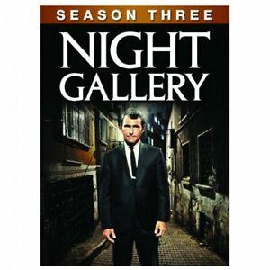 NIGHT GALLERY: SEASON THREE NEW DVD