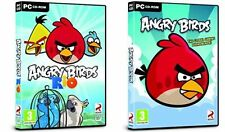 Angry birds & angry birds-rio new & sealed