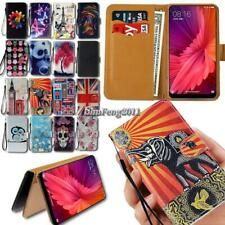 For Xiaomi Redmi Note 1 2 3 4 5 6 7 8 Flip Leather Wallet Stand Cover Phone Case