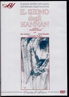 Dvd «IL SEGNO DEGLI HANNAN» di Jonathan Demme con R.Scheider C.Walken nuovo 1979