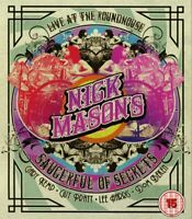 NICK MASONs SAUCERFUL OF SECRETS - LIVE ROUNDHOUSE BLURAY Sent Sameday*