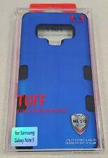 Samsung Galaxy Note9 Blue/Black TUFF Hybrid Protector Cover - #16G