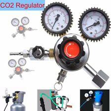 More details for i double gauge beer brewing co2 gas regulator carbon dioxide homebrew soda draft