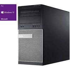 Dell OptiPlex 9020 Generalüberholt, PC-System, schwarz