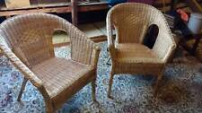 Unbranded Cane Conservatory Chairs