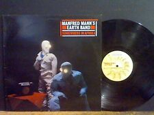 MANFRED MANN'S EARTH BAND   Somewhere In Afrika   LP    Great !!