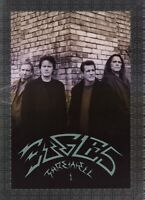 EAGLES 2003 FAREWELL 1 SUMMER TOUR CONCERT PROGRAM BOOK BOOKLET / NMT 2 MINT