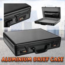 Aluminium Computer Brief Case Equipment Tools Box Large Size BriefCase Storage