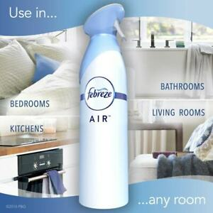 Febreze Scented Air Freshener Spray 8.8 oz. Eliminate Odors Home Office Kitchen