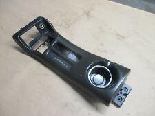 00 02 Firebird Trans Am Console Shift Shifter Trim Plate Auto 0306 66
