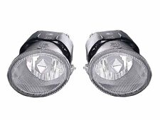 DEPO Replacement Fog Light Set Fit For 00-03 Nissan Sentra & 00-01 Maxima New