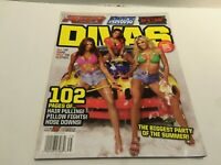 WRESTLING  MAGAZINE DIVAS SEPT 18TH 2007- TORRIE-VICTORIA-BROOKE-KELLY & MORE