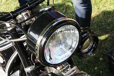 Glas passend für Scheinwerfer Lampe BOSCH TS150 f BMW R52, NSU 147/162
