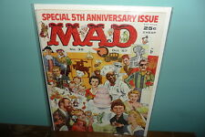 Mad Magazine-Issue#35 (1957)Feldstein,Wood,Orlando Complete Issue