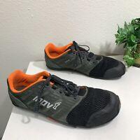 Inov8 Bare-XF 210 V2 Shoe Mens Size US 12 Green Black Rubber Running Sneakers
