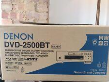 Denon DVD-2500BT Blu Ray IL TRASPORTO IN ARGENTO... IN SCATOLA