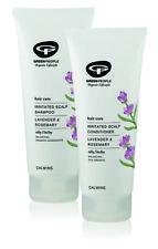 Green People Organic Irritated Scalp Shampoo 200ml & Conditioner 200ml Duo