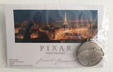 Disney Pixar Pin Party 2016 RATATOUILLE From the Vault Pin & Mini Print LE 750