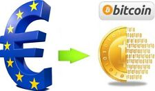 Receive 10 € in Bitcoin in 24 hours