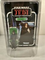 1984 Star Wars The Emperor Return of the Jedi Kenner ***Recarded** Star Case