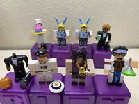 7 LOT Roblox Figures Series Mystery Box And 2 Codes Included