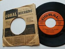 CHUCK MURPHY - Lay Somethin' On The Bar / Who Drank My Beer RARE 1950's COUNTRY